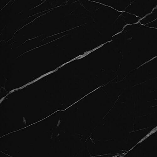 An image of Cover Styl Ash Black Marble Vinyl Wrap Close Up