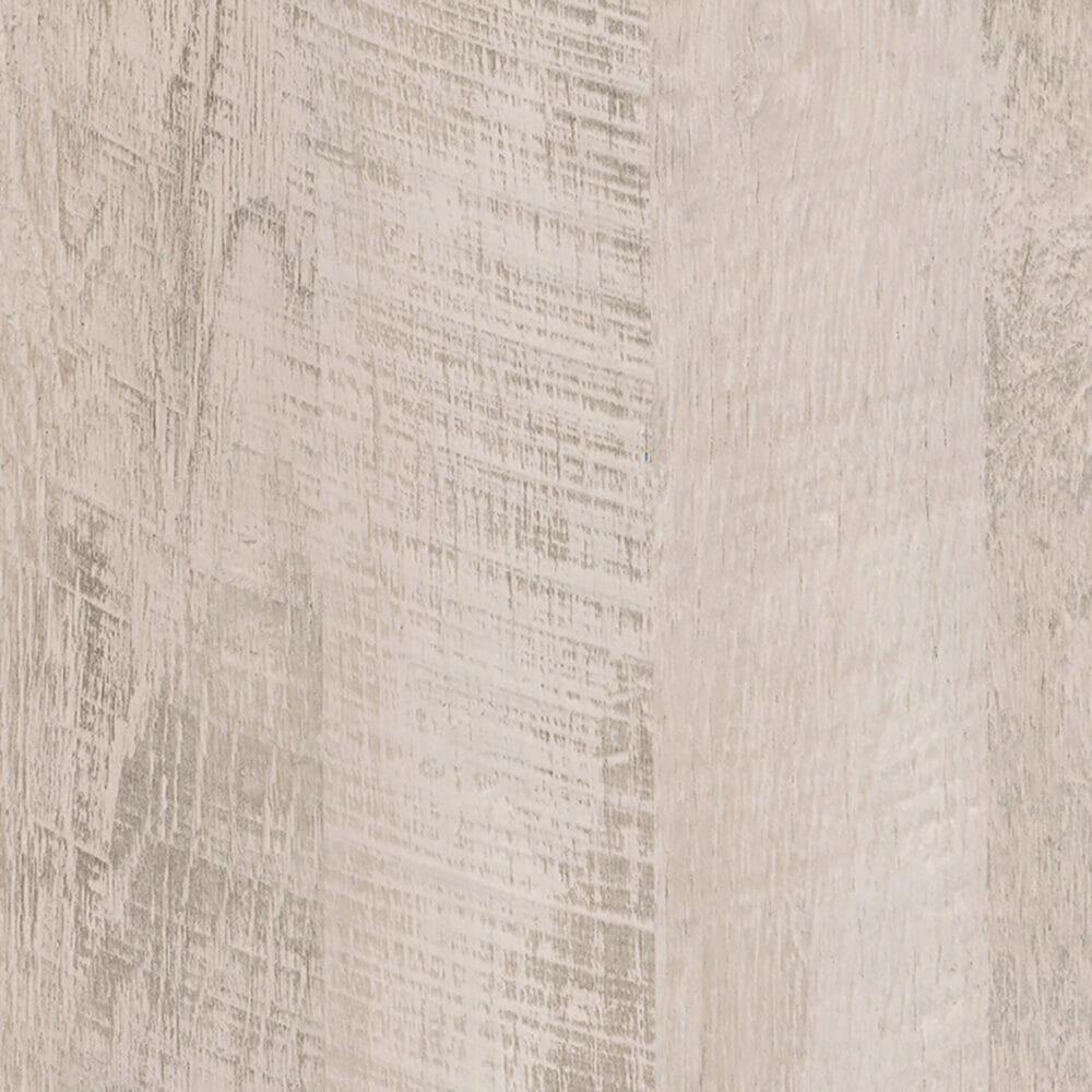 Cover Styl Light Grey Wood Panel Vinyl Wrap Close Up