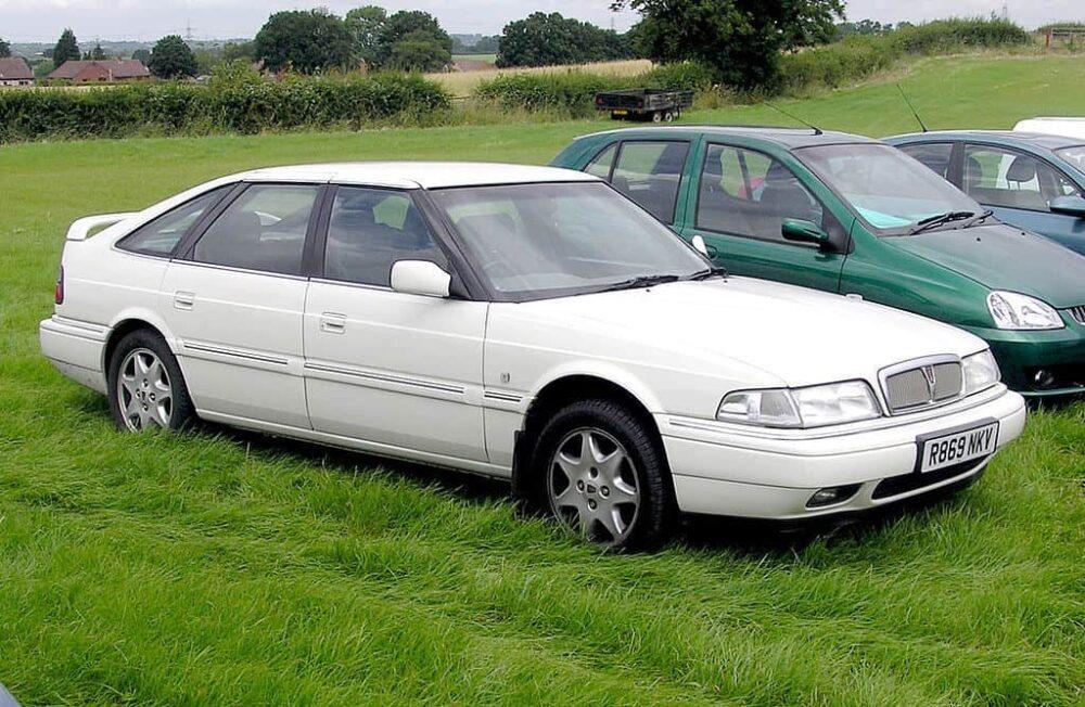 Rover 800 Evowrap