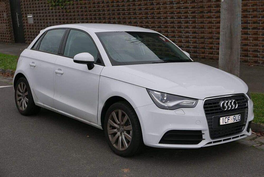 Audi A1 Evowrap