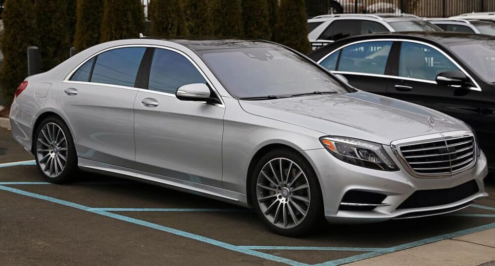 Mercedes S Class Evowrap