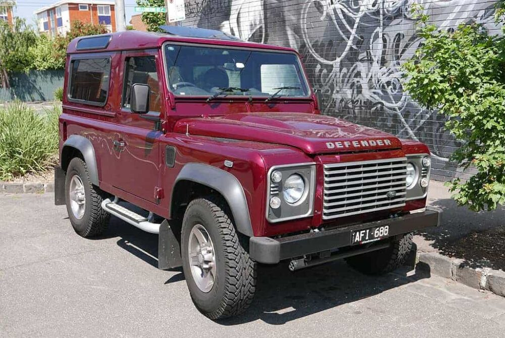 Land Rover Defender Evowrap
