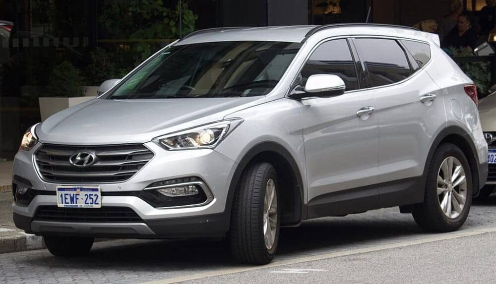 Hyundai Santa Fe Evowrap