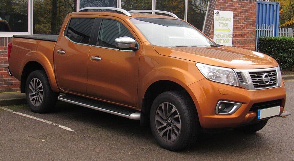 Nissan Navara Evowrap
