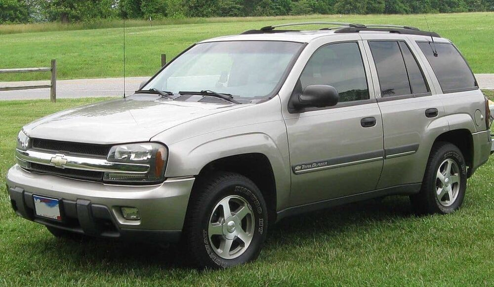 Chevrolet Trailblazer EXT Evowrap