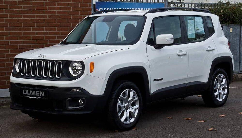 Jeep Renegade Evowrap