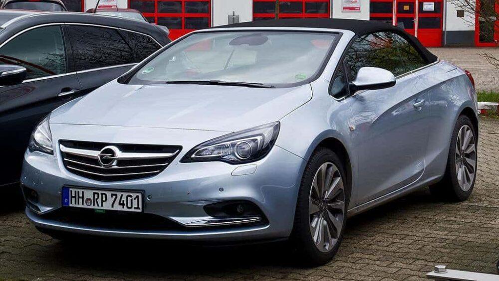 Vauxhall Cascada Evowrap