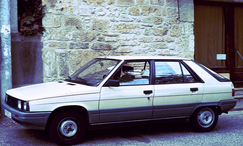 Renault R11  Evowrap