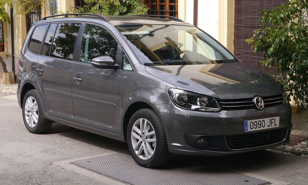 Volkswagen Touran Evowrap