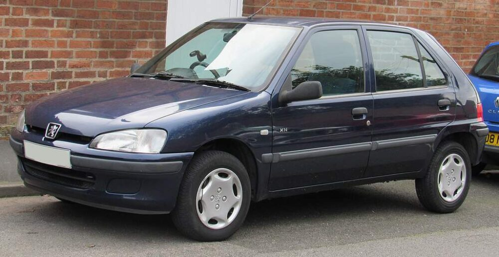 Peugeot 106 Evowrap
