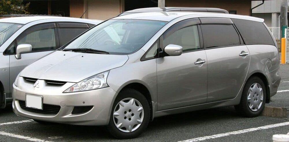 Mitsubishi Grandis  Evowrap