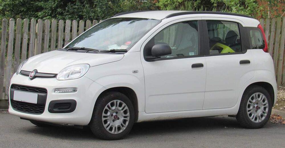 Fiat Panda Evowrap