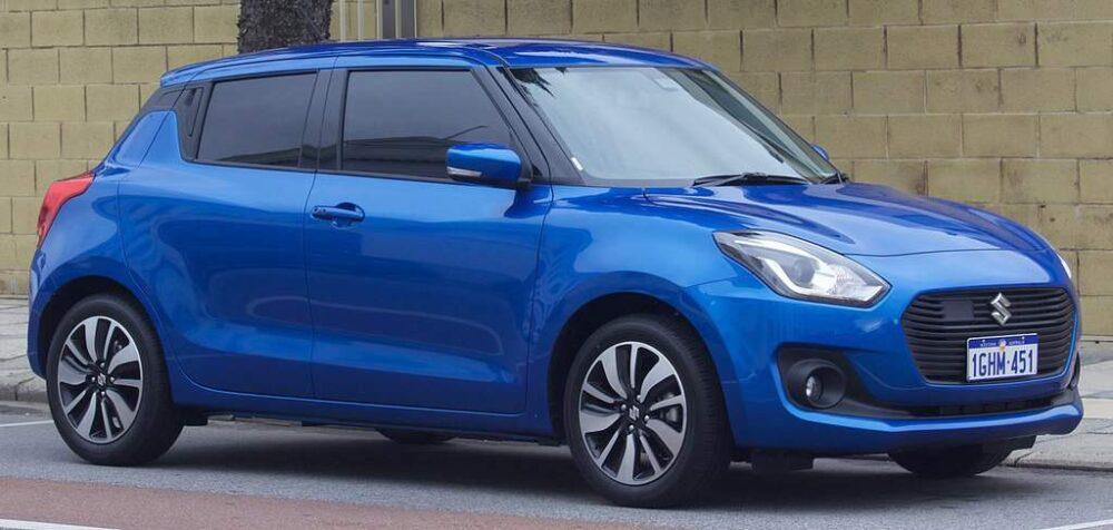 Suzuki Swift Evowrap
