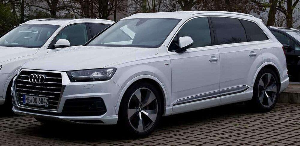 Audi Q7 Evowrap