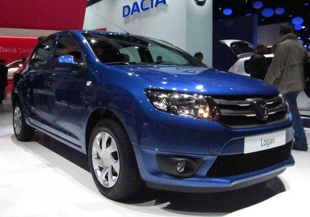 Renault Dacia Logan Evowrap