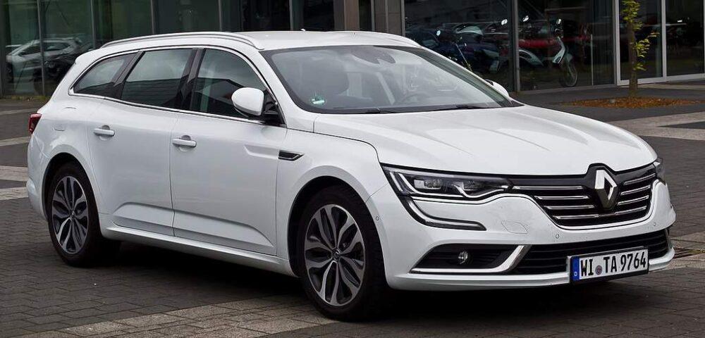 Renault Talisman Evowrap