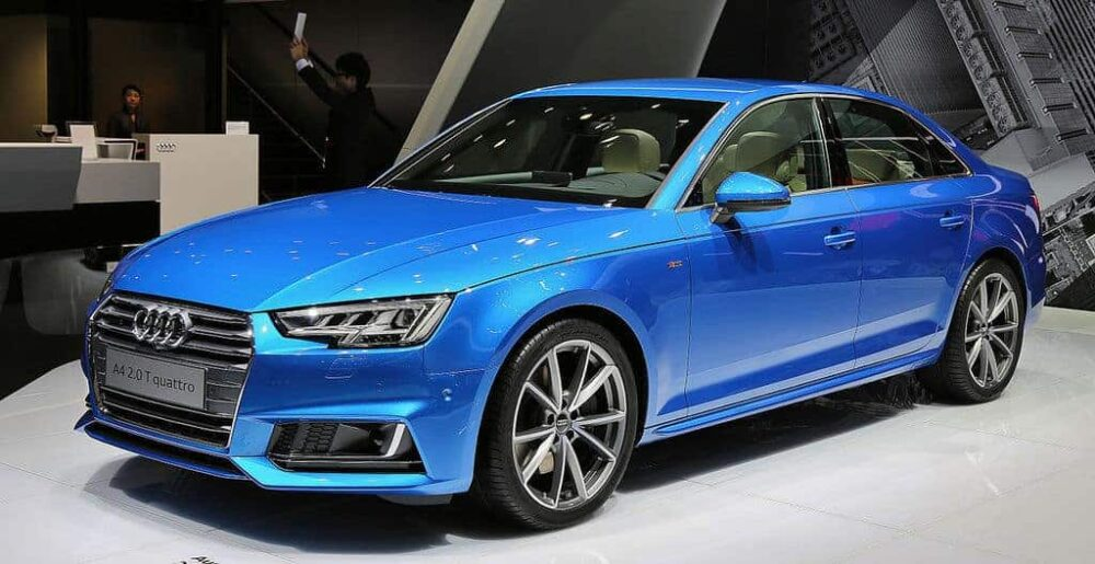 Audi A4 Evowrap