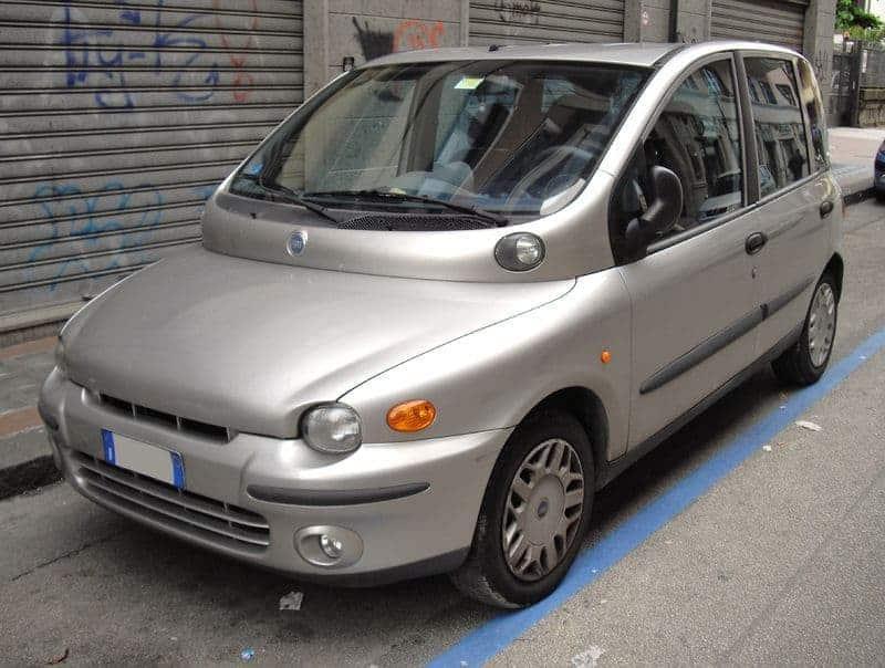 Fiat Multipla Evowrap