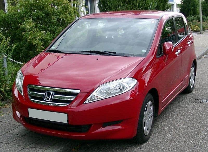 Honda FR-V Evowrap