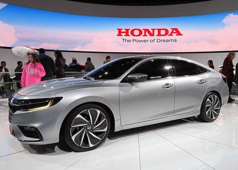 Honda Insight  Evowrap - Window Film & Vinyl Wrap