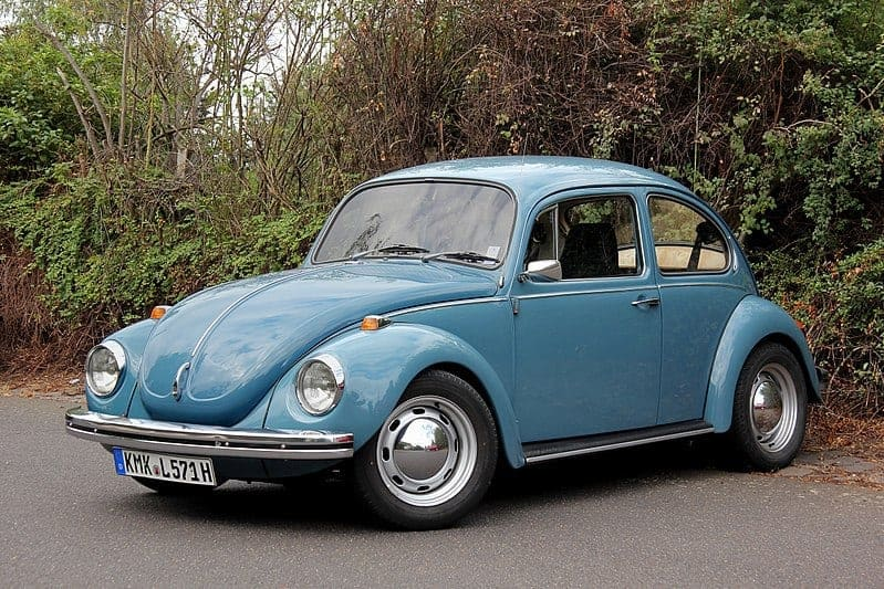 Volkswagen Beetle Evowrap