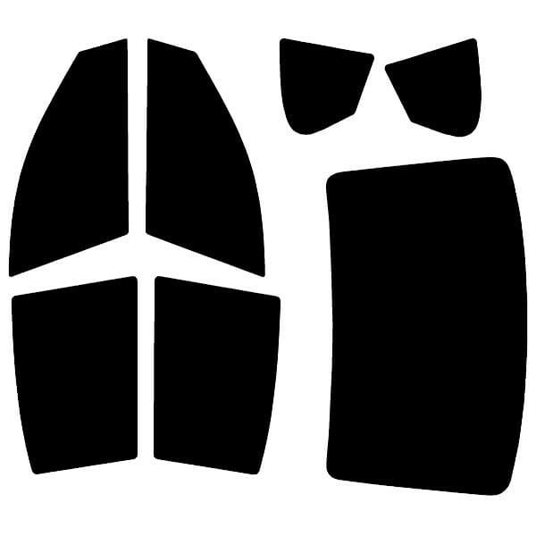 BMW 7 Series  Evowrap - Window Film & Vinyl Wrap