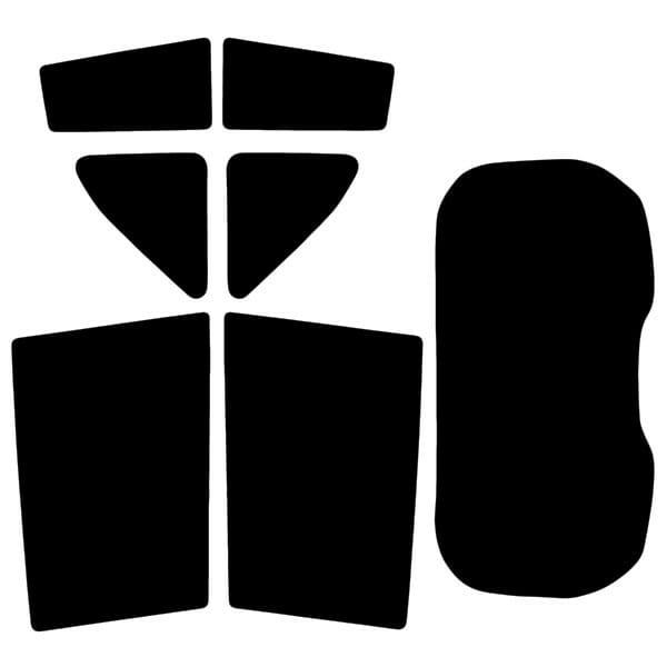Ford Grand C-Max  Evowrap - Window Film & Vinyl Wrap