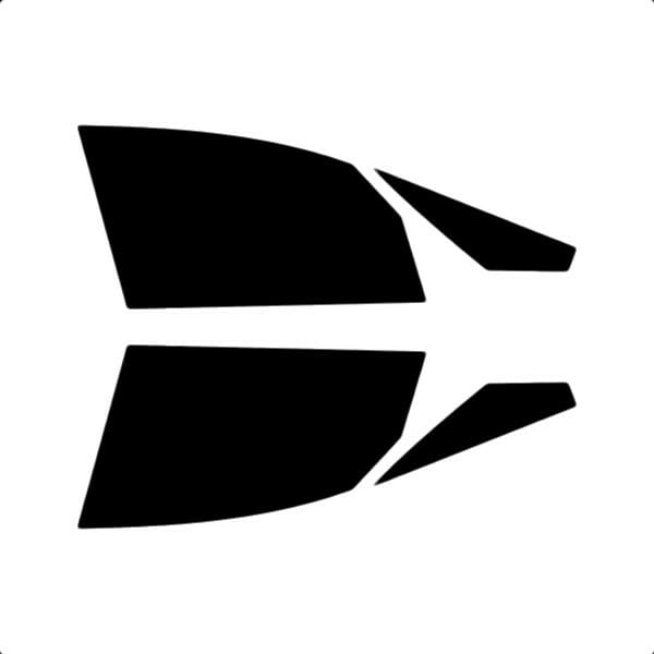 Ford S-MAX  Evowrap - Window Film & Vinyl Wrap