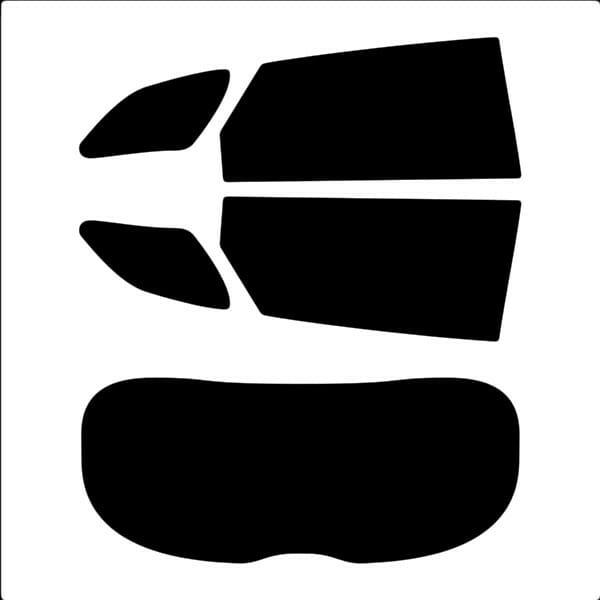 Hyundai i40  Evowrap - Window Film & Vinyl Wrap