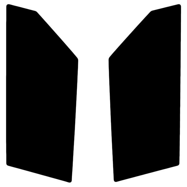 Mini Paceman  Evowrap - Window Film & Vinyl Wrap