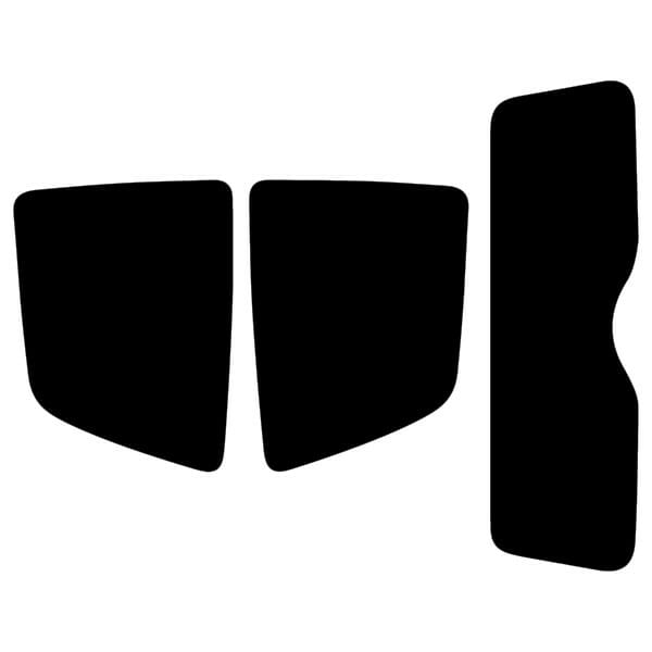 Microcar M-Go  Evowrap - Window Film & Vinyl Wrap