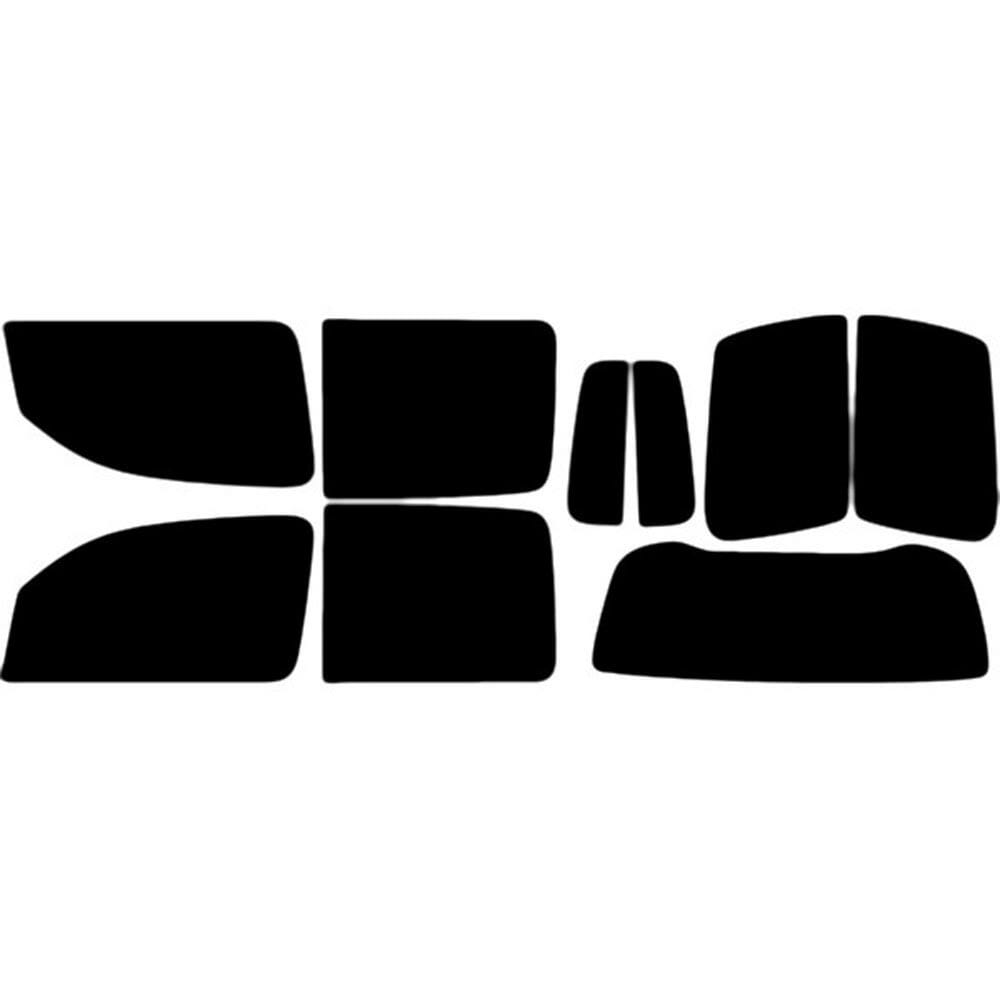 Chevrolet HHR  Evowrap - Window Film & Vinyl Wrap