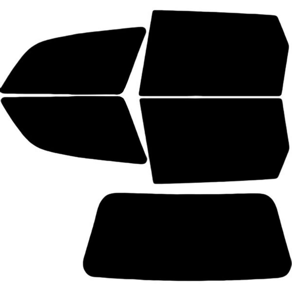 Chevrolet Nubira J300  Evowrap - Window Film & Vinyl Wrap