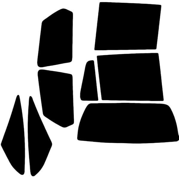 CITROEN C4 PICASSO 2006-2013 FULL PRE CUT WINDOW TINT