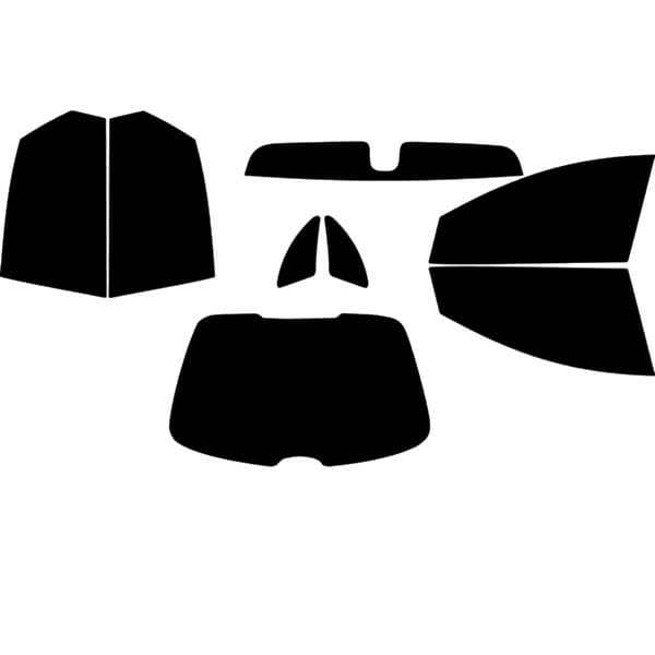 Citroen C5  Evowrap - Window Film & Vinyl Wrap