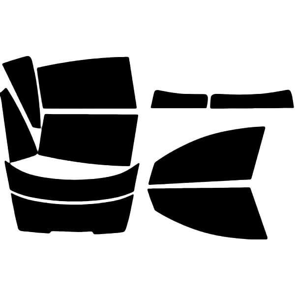 Citroen C6  Evowrap - Window Film & Vinyl Wrap