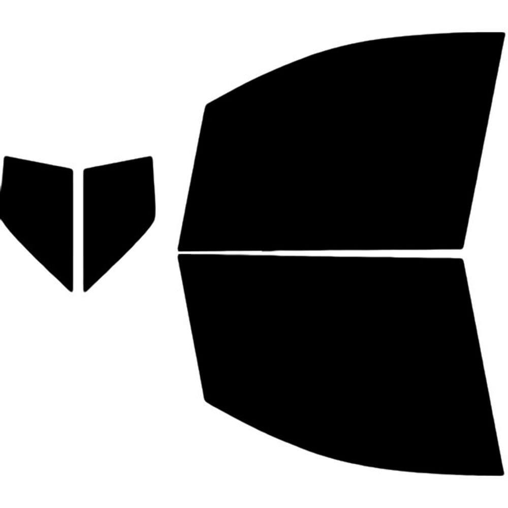 Citroen C8  Evowrap - Window Film & Vinyl Wrap