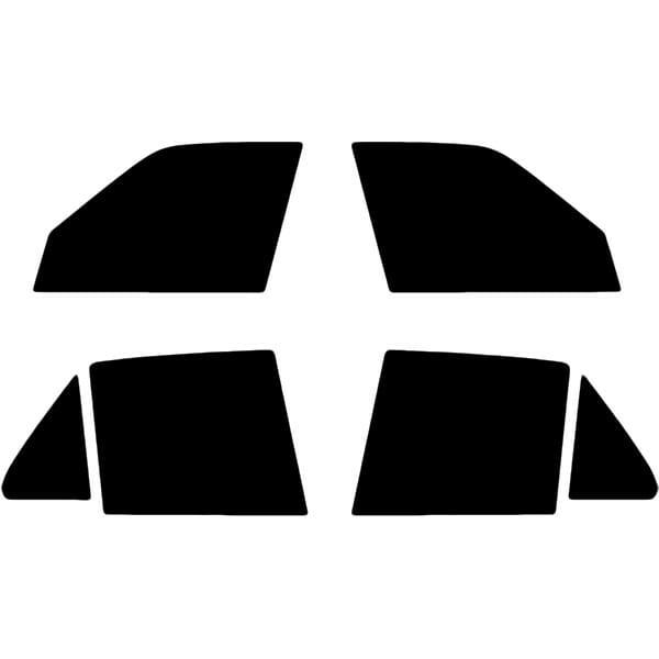Citroen Saxo  Evowrap - Window Film & Vinyl Wrap