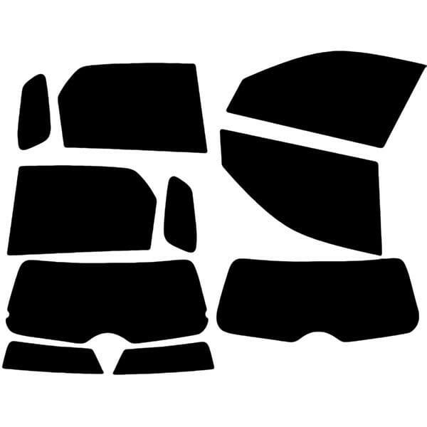 Daihatsu Terios  Evowrap - Window Film & Vinyl Wrap