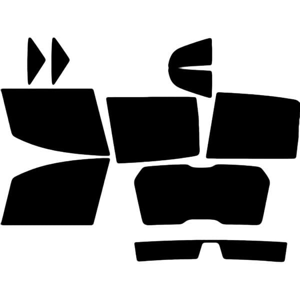 Fiat Idea  Evowrap - Window Film & Vinyl Wrap