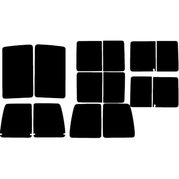 Fiat Scudo  Evowrap - Window Film & Vinyl Wrap