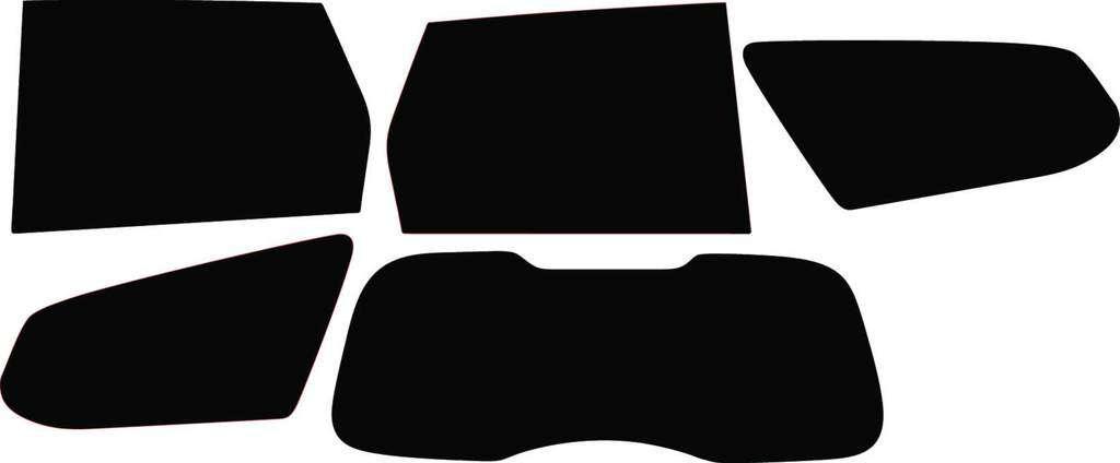Ford Focus  Evowrap - Window Film & Vinyl Wrap