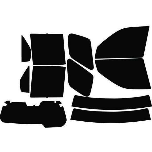 Honda CR-V  Evowrap - Window Film & Vinyl Wrap