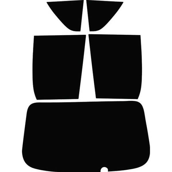 Hyundai Accent  Evowrap - Window Film & Vinyl Wrap