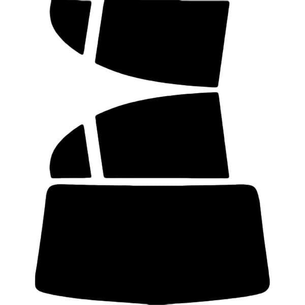 Kia Pride  Evowrap - Window Film & Vinyl Wrap