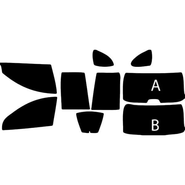 Kia Rio  Evowrap - Window Film & Vinyl Wrap