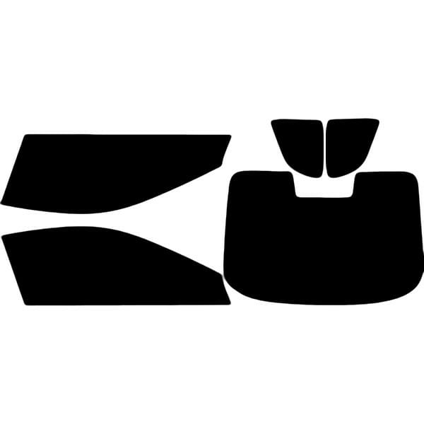 Maserati Gran Turismo  Evowrap - Window Film & Vinyl Wrap