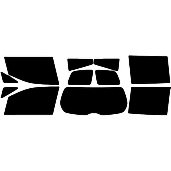 Mazda Premacy  Evowrap - Window Film & Vinyl Wrap