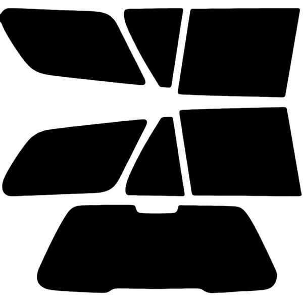 Mitsubishi Galant  Evowrap - Window Film & Vinyl Wrap