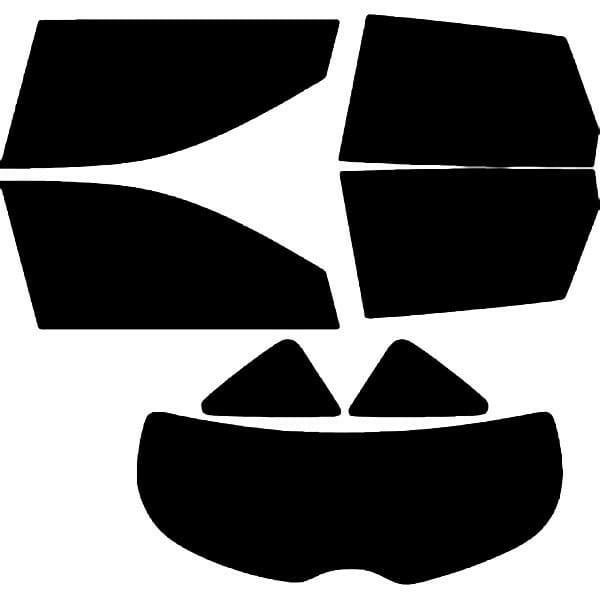 Nissan Murano  Evowrap - Window Film & Vinyl Wrap